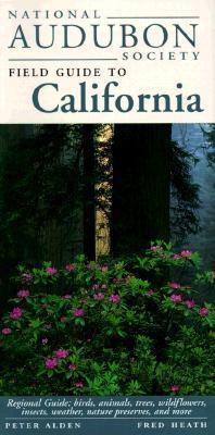 Field Guide to California 9780679446781  Knopf Nat. Audubon Society  Natuurgidsen California, Nevada