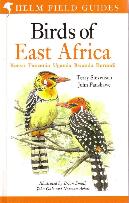 Birds Of East Africa (vogelgids Oost-Afrika) 9780713673470  Christopher Helm Helm Ident. Guides  Natuurgidsen Oost-Afrika