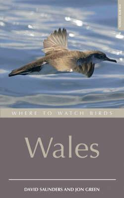 In Wales 9780713674842  Christopher Helm Where to watch birds  Natuurgidsen Wales