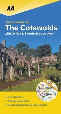 The Cotswolds - leisure guide 9780749579418  AA Leisure Guides  Reisgidsen Oost-Engeland, Lincolnshire, Norfolk, Suffolk, Cambridge