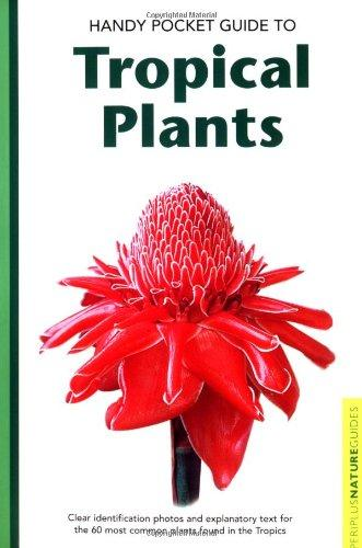 Handy Pocket Guide to Tropical Plants 9780794601928 Elisabeth Chan and Luca Invernizzi Tettoni Tuttle   Natuurgidsen Azië