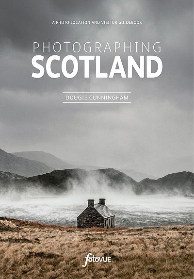 Photographing Scotland 9780992905170  Fotovue Ltd   Fotoboeken, Reisgidsen Schotland