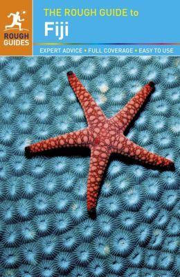 Rough Guide Fiji * 9781409351337  Rough Guide Rough Guides  Reisgidsen Pacifische Oceaan (Pacific)
