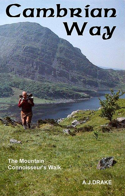 Cambrian Way 9781526200464 Tony Drake Antony J Drake   Meerdaagse wandelroutes, Wandelgidsen Wales