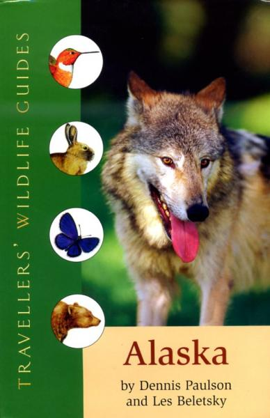 Alaska 9781566566520 Beletsky Chastleton / Arris Travellers' Wildlife Guides  Natuurgidsen Alaska