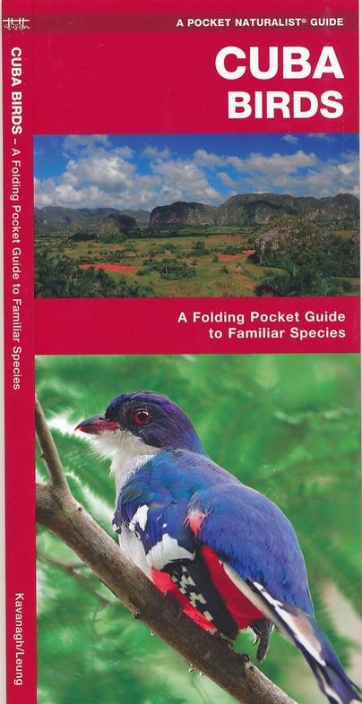 Birds of Cuba 9781583559819  Waterford Press   Natuurgidsen Cuba