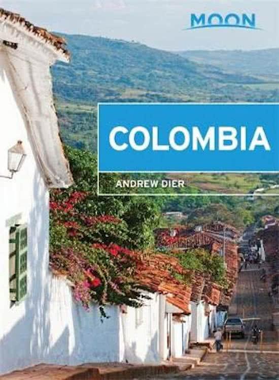 Moon Handbook Colombia | reisgids 9781631213571  Moon   Reisgidsen Colombia
