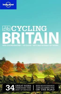 Cycling Britain 9781741040425  Lonely Planet Cycling Guides  Fietsgidsen, Meerdaagse fietsvakanties Groot-Brittannië