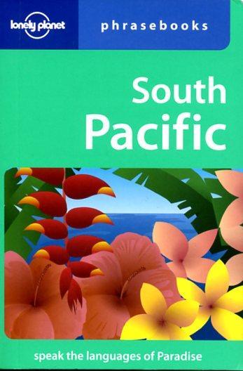 South Pacific Lonely Planet phrasebook 9781741041668  Lonely Planet Phrasebooks  Taalgidsen en Woordenboeken Pacifische Oceaan (Pacific)