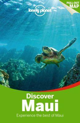 Discover Maui 9781742206288  Lonely Planet Discover...  Reisgidsen Hawaii