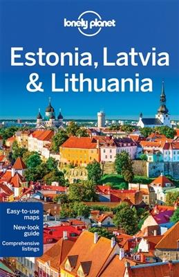 Lonely Planet Estonia, Latvia + Lithuania 9781742207575  Lonely Planet Travel Guides  Reisgidsen Baltische Staten en Kaliningrad
