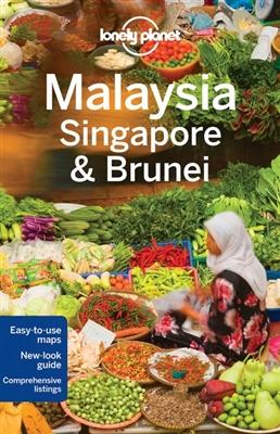 Lonely Planet Malaysia, Singapore & Brunei * 9781743210291  Lonely Planet Travel Guides  Afgeprijsd, Reisgidsen Maleisië en Brunei