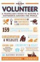Volunteer 9781743216897  Lonely Planet   Reisgidsen Wereld als geheel