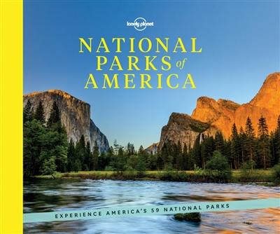 Lonely Planet: National Parks of America 9781760340643  Lonely Planet   Natuurgidsen, Reisgidsen Verenigde Staten