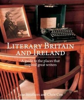 Literary Britain + Ireland 9781780090627 Coe Chris New Holland   Reisgidsen Britse Eilanden