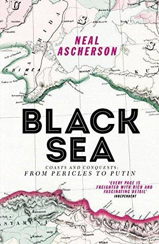 Black Sea | Neal Ascherson 9781784700911 Neal Ascherson Vintage   Landeninformatie Europa, West-Azië, Midden-Oosten