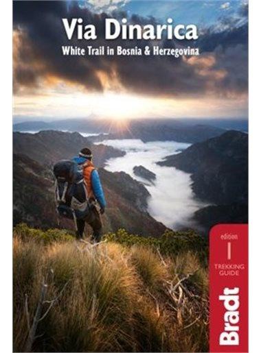 Via Dinarica (wandelgids) 9781784770518  Bradt   Meerdaagse wandelroutes, Wandelgidsen Servië, Bosnië-Hercegovina, Macedonië, Kosovo, Montenegro