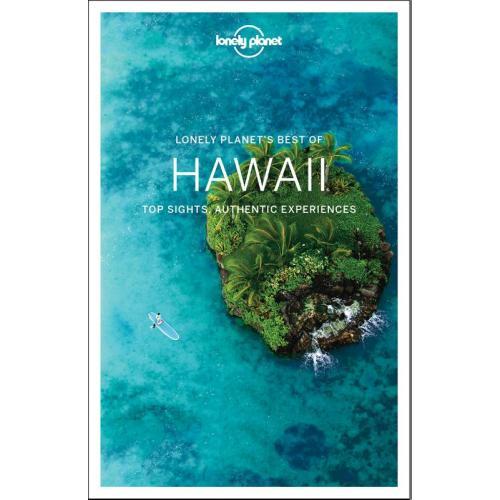 Best of Hawaii 9781786570444  Lonely Planet Best of ...  Reisgidsen Hawaii