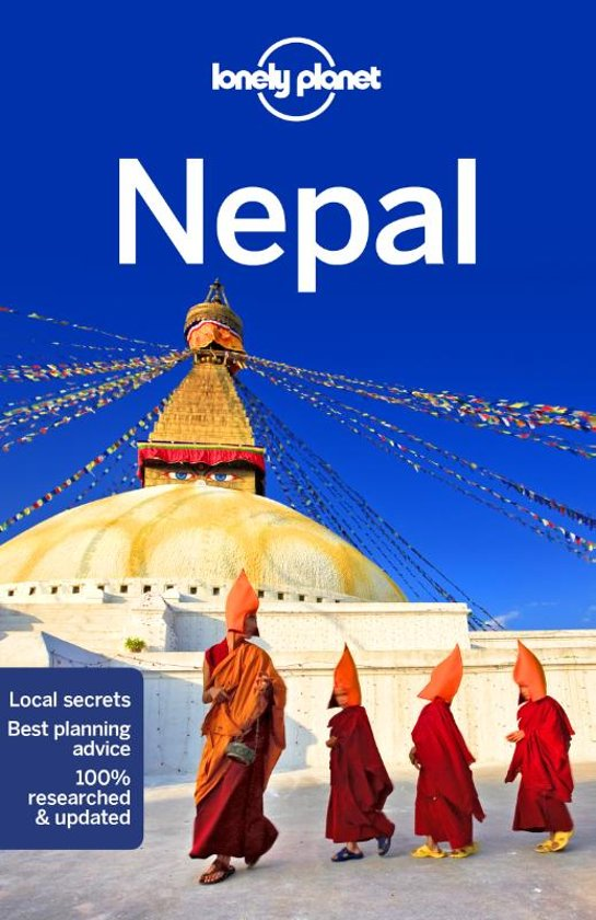 Lonely Planet Nepal 9781786570574  Lonely Planet Travel Guides  Reisgidsen Nepal
