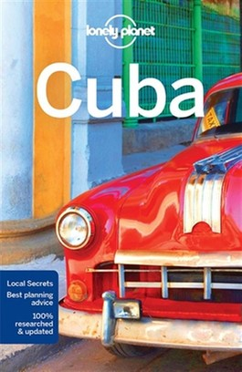 Lonely Planet Cuba 9781786571496  Lonely Planet Travel Guides  Reisgidsen Cuba