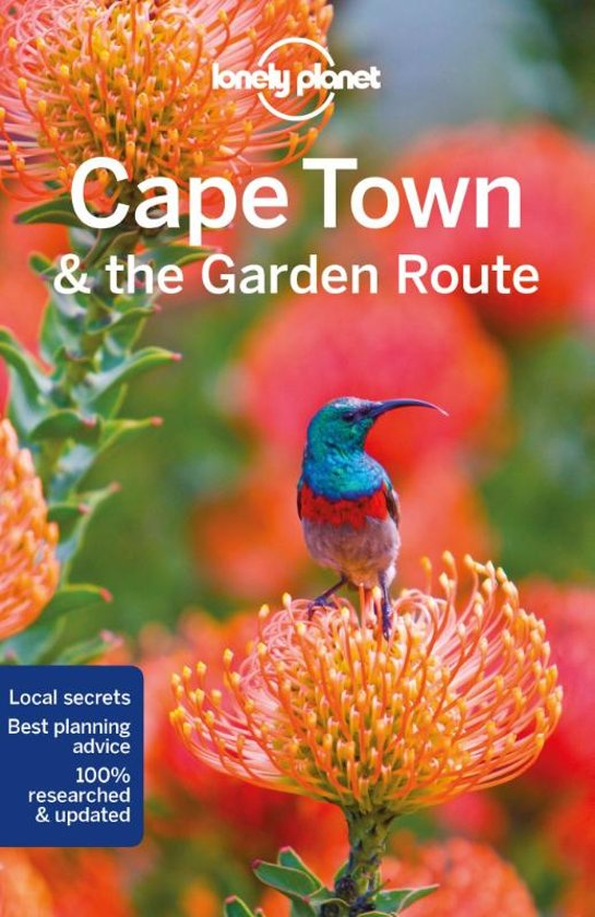 Cape Town & the Garden Route 9781786571670  Lonely Planet Cityguides  Reisgidsen Zuid-Afrika