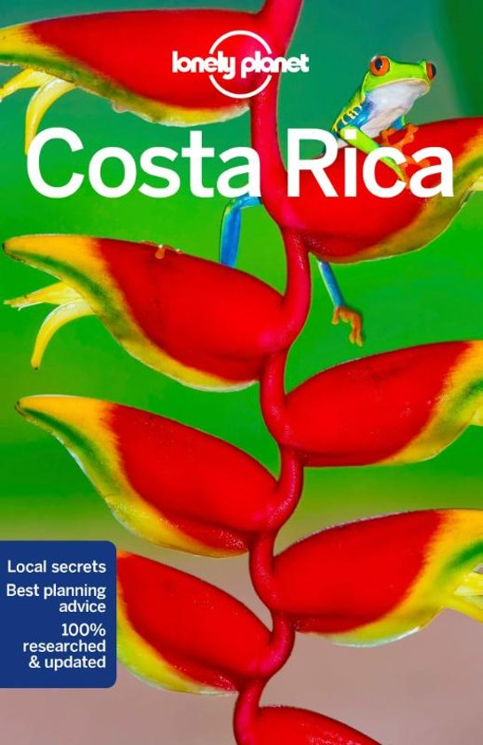 Lonely Planet Costa Rica 9781786571762  Lonely Planet Travel Guides  Reisgidsen Costa Rica