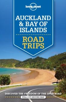 Auckland & Bay of Islands: road trips 9781786571946  Lonely Planet   Reisgidsen Nieuw Zeeland