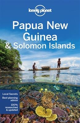 Lonely Planet Papua New Guinea + Solomon Islands 9781786572165  Lonely Planet Travel Guides  Reisgidsen Papoea Nieuw-Guinea