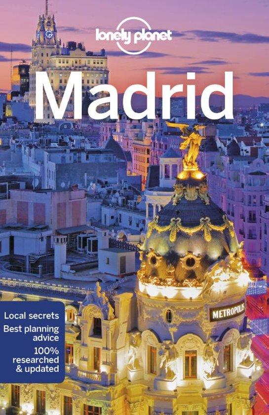 Madrid Travel Guide 9781786572769  Lonely Planet Cityguides  Reisgidsen Madrid