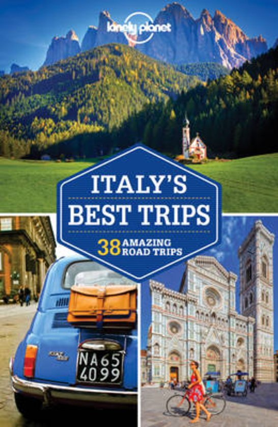 Lonely Planet Italy's Best Trips * 9781786573216  Lonely Planet LP Best Trips  Reisgidsen Italië