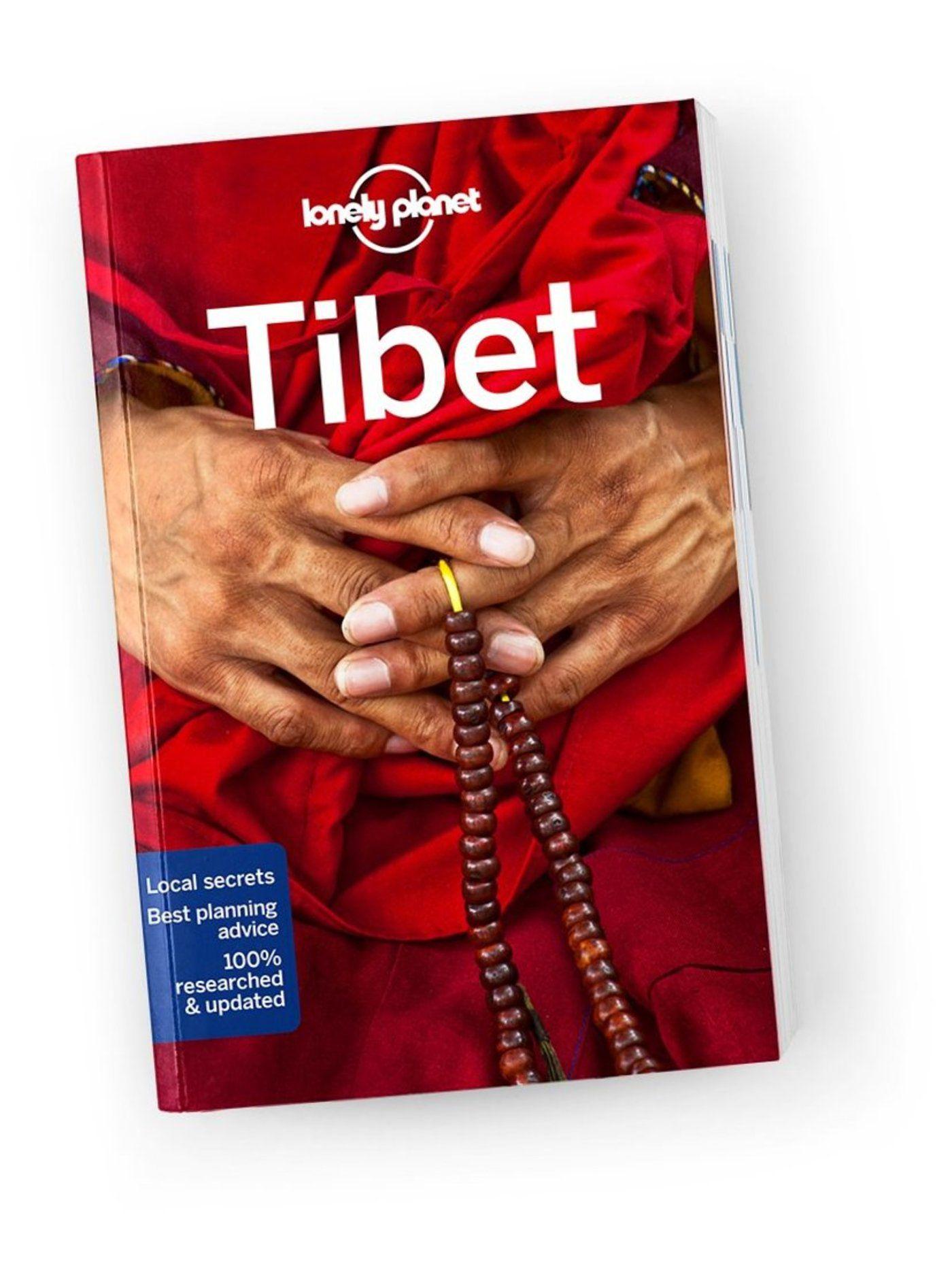Lonely Planet Tibet 9781786573759  Lonely Planet Travel Guides  Reisgidsen Tibet