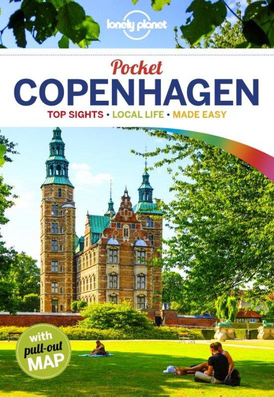 Copenhagen Lonely Planet Pocket Guide 9781786574572  Lonely Planet Lonely Planet Pocket Guides  Reisgidsen Denemarken
