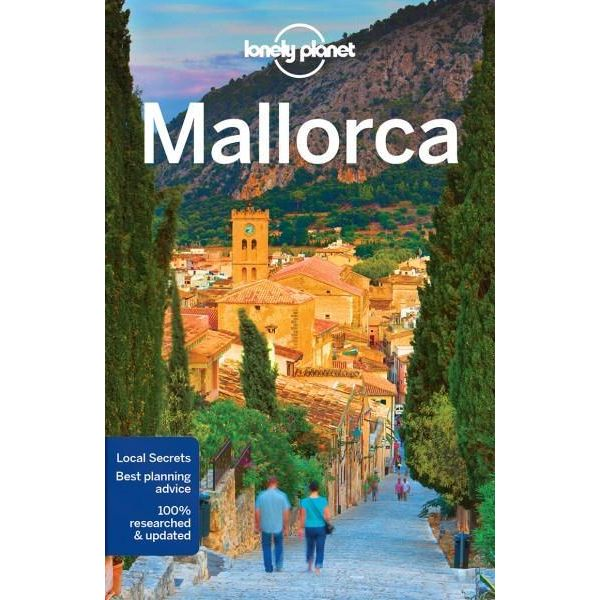 Lonely Planet Mallorca 9781786575470  Lonely Planet Travel Guides  Reisgidsen Mallorca