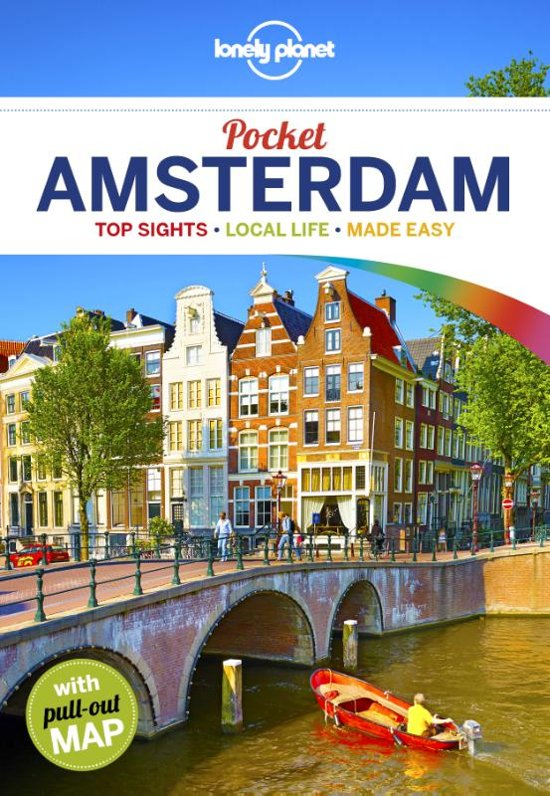 Amsterdam Lonely Planet Pocket Guide 9781786575562  Lonely Planet Lonely Planet Pocket Guides  Reisgidsen Amsterdam
