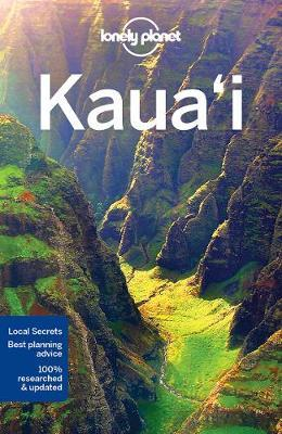 Lonely Planet Kaua'i 9781786577061  Lonely Planet Travel Guides  Reisgidsen Hawaii