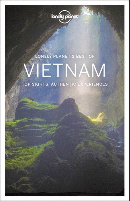 Best of Vietnam | Lonely Planet 9781786579485  Lonely Planet Best of ...  Reisgidsen Vietnam