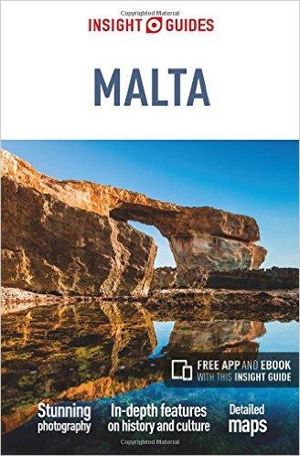 Insight Guide Malta 9781786710505  APA Insight Guides/ Engels  Reisgidsen Malta