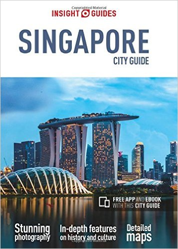 Insight Guide Singapore - cityguide 9781786710512  APA Insight Guides/ Engels  Reisgidsen Singapore