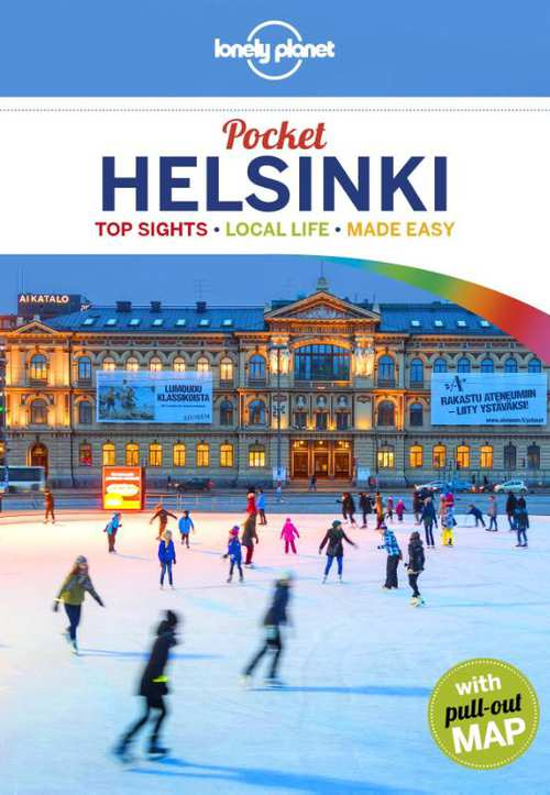 Helsinki Lonely Planet Pocket Guide 9781787011212  Lonely Planet Lonely Planet Pocket Guides  Reisgidsen Finland