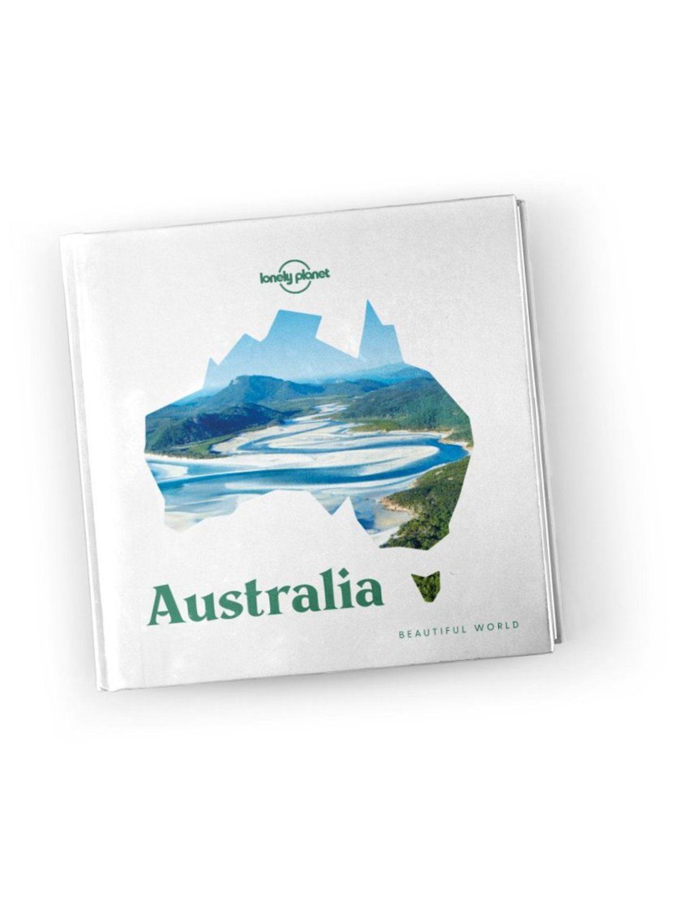 Beautiful World Australia 9781788682985  Lonely Planet   Fotoboeken Australië