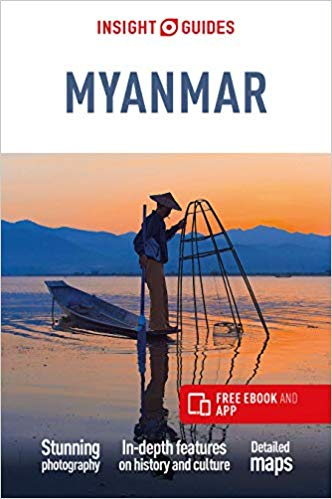Insight Guide Myanmar (Burma) 9781789191400  APA Insight Guides/ Engels  Reisgidsen Birma (Myanmar)