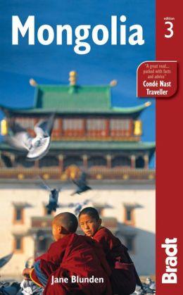 The Bradt Guide to Mongolia   reisgids 9781841624167  Bradt   Reisgidsen Mongolië