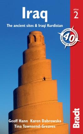 The Bradt Guide to Iraq | reisgids 9781841624884  Bradt   Reisgidsen Syrië, Libanon, Jordanië, Irak