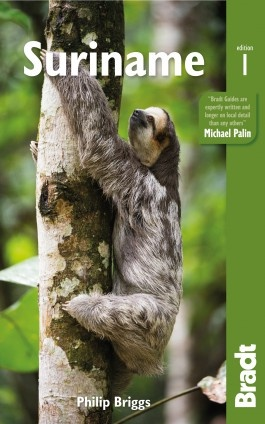 The Bradt Guide to Suriname | reisgids * 9781841629100  Bradt   Reisgidsen Suriname, Frans en Brits Guyana