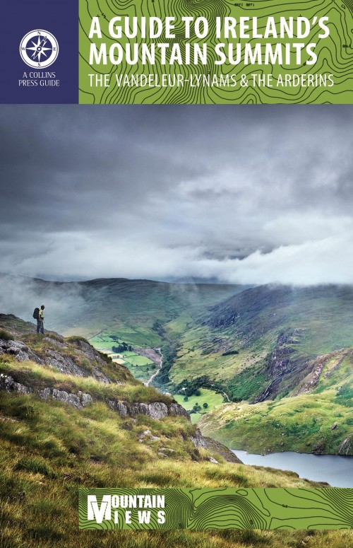 A Guide to Ireland's Mountain Summits 9781848891647  The Collins Press   Wandelgidsen Ierland
