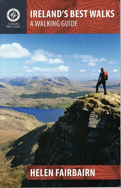 Ireland's Best Walks 9781848892118 Helen Fairbairn The Collins Press   Wandelgidsen Ierland