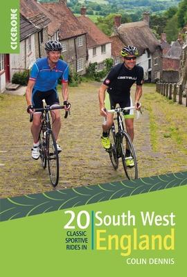 20 Classic Sportive Rides in South West England 9781852847449  Cicerone Press   Fietsgidsen Zuidwest-Engeland, Cornwall, Devon, Somerset, Dorset