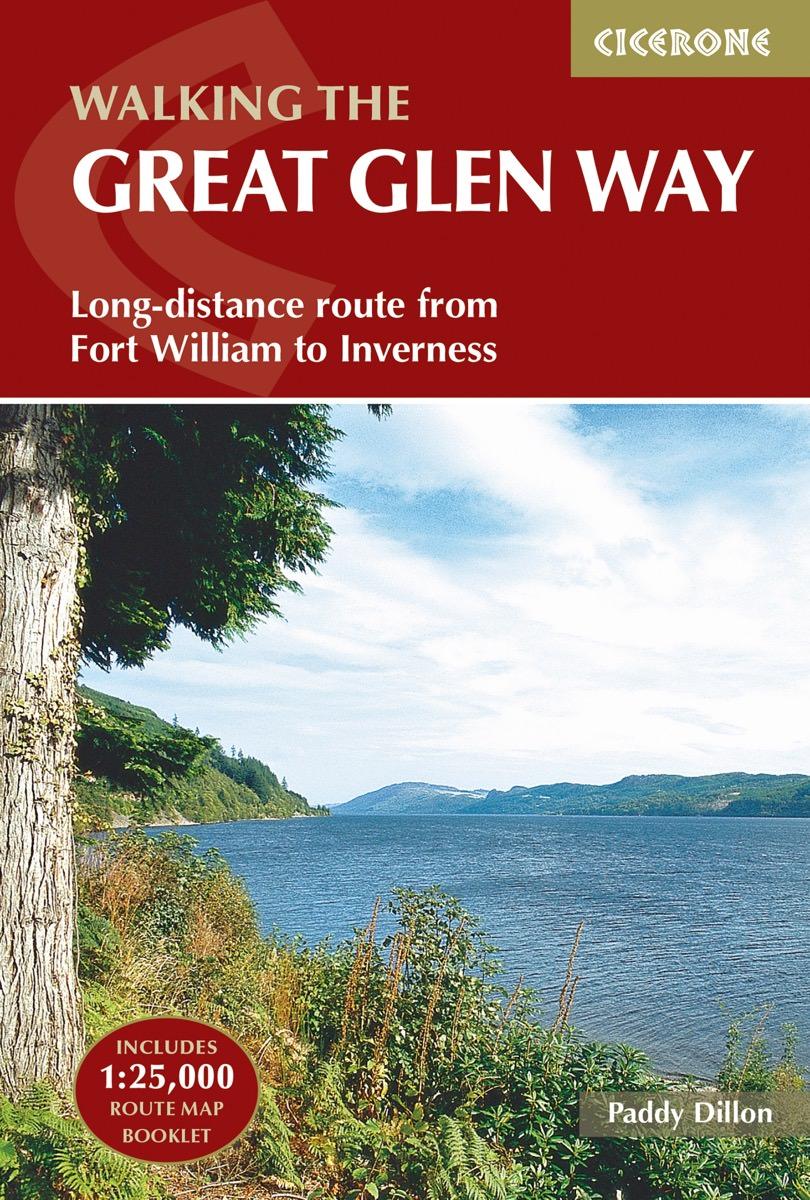 The Great Glen Way 9781852848019  Cicerone Press   Meerdaagse wandelroutes, Wandelgidsen de Schotse Hooglanden (ten noorden van Glasgow / Edinburgh)