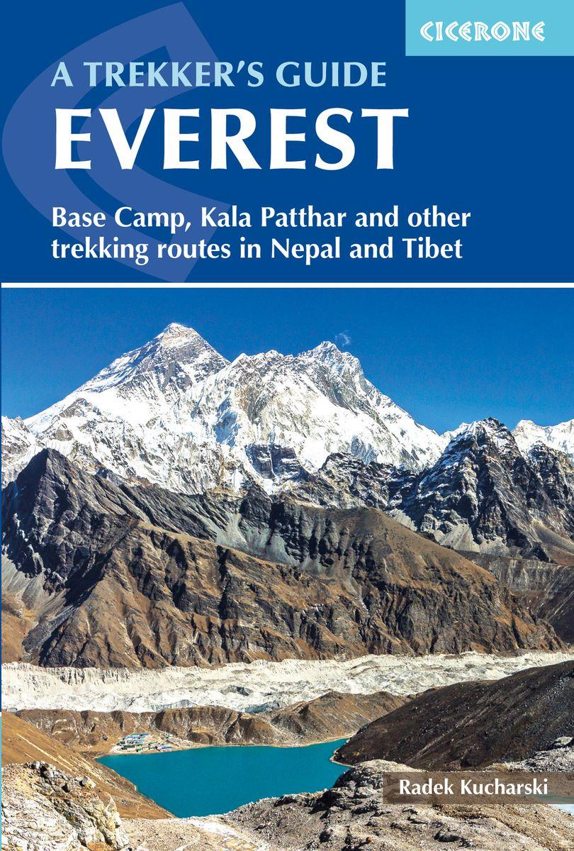 Everest | wandelgids 9781852848361  Cicerone Press   Meerdaagse wandelroutes, Wandelgidsen Nepal