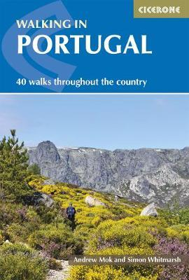 Walking in Portugal 9781852848897  Cicerone Press   Wandelgidsen Portugal